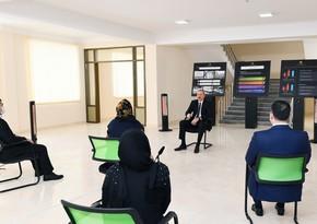 İlham Əliyev: Ermənistanda böhran hökm sürür, bir-birilərini ittiham edirlər, bir-birilərini didirlər