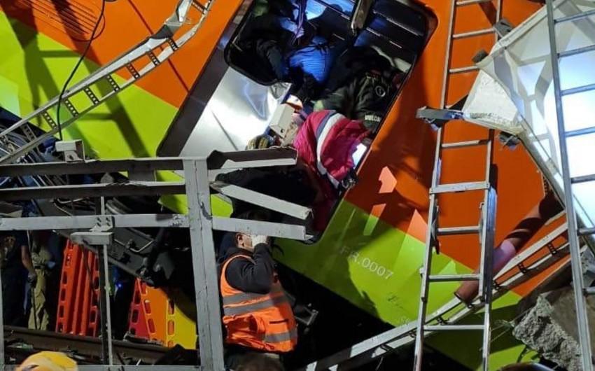 Mexikoda körpünün uçması nəticəsində ölənlərin sayı 27-yə çatıb – VİDEO – YENİLƏNİB-4