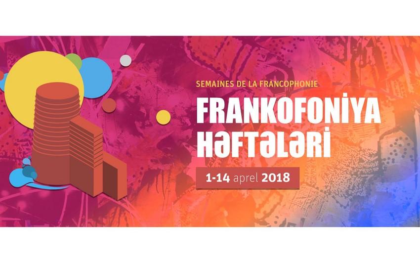 Francophonie Days in Baku to present 8 films