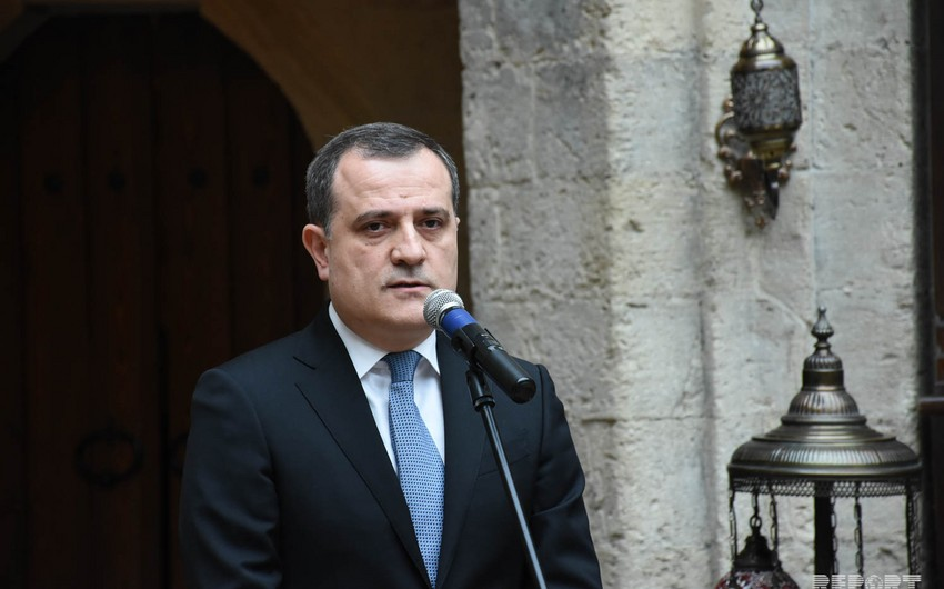 Foreign Minister: Azerbaijan supports political solution to conflict