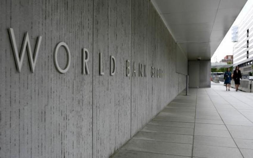 Dünya Bankı kredit qoyuluşunu 10% artırıb