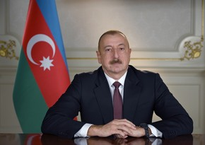 Ilham Aliyev extends Independence Day greetings to Nigeria