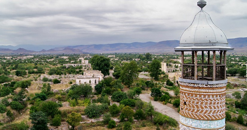 Azerbaijan working on project of open-air Museum of Occupation in Aghdam