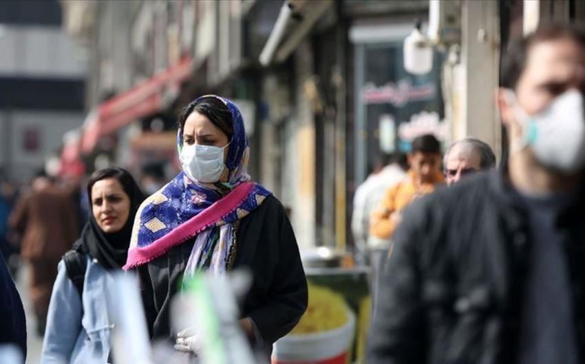 İranda son sutkada 58 nəfər koronavirusdan ölüb