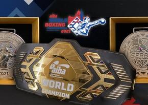 Dünya çempionatında qalib gələn boksçulara ilk dəfə kəmər veriləcək