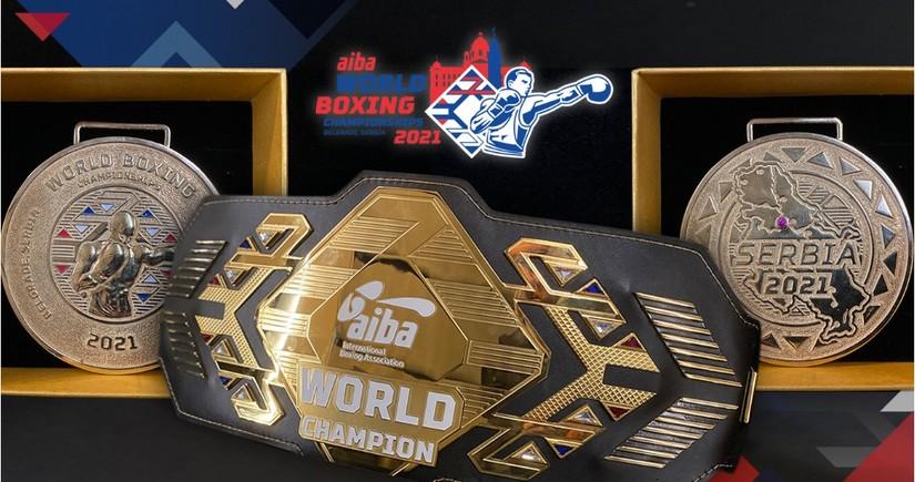Победители чемпионата мира по боксу впервые будут награждаться поясами
