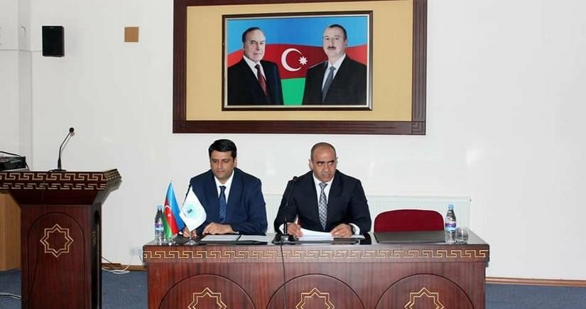 Naxçıvan Basketbol Federasiyasına yeni sədr seçildi