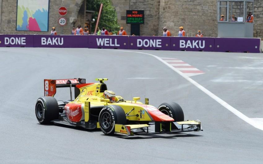 Formula 1 üzrə Azərbaycan Qran Prisinin ilk sərbəst yürüşü start götürüb