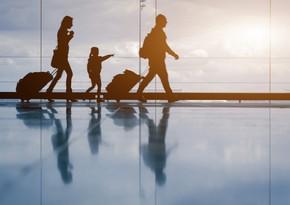 Gürcüstanın turizmdən gəliri 5 dəfədən çox azalıb