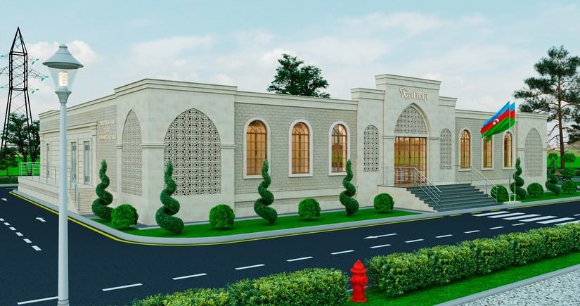 В Шуше строится новая подстанция