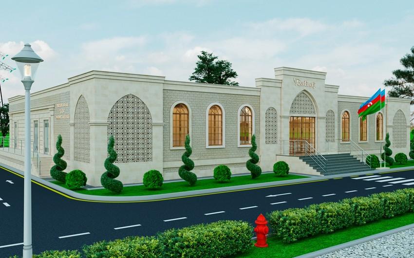 New substation under construction in Azerbaijan's Shusha city