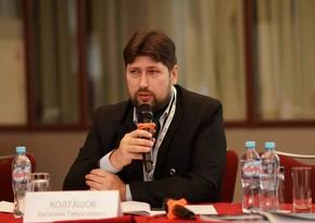 """Rusiyalı politoloq: """"Paşinyanın devrilməsi qaçılmazdır"""""""