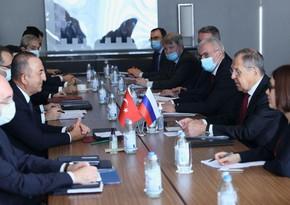 Главы МИД России и Турции подписали план консультаций до 2022 года