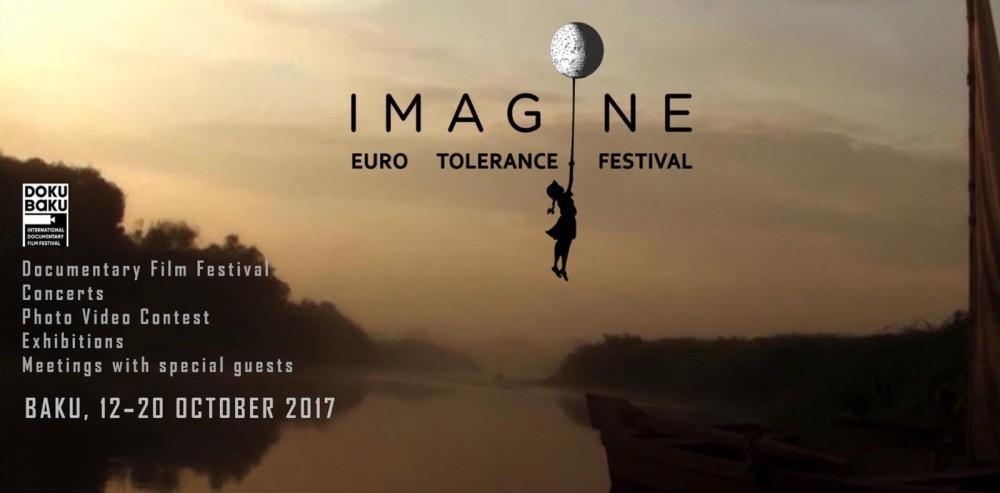 Program of IMAGINE Euro Tolerance festival in Baku announced