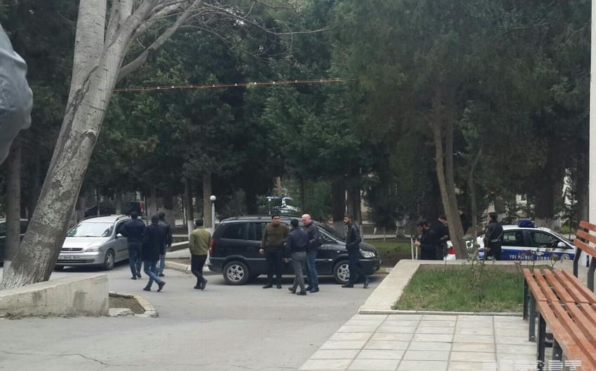Sumqayıtda 9-cu sinif şagirdini avtomobil vurub