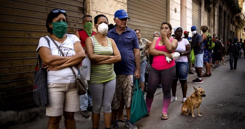 Kubada virusa yoluxma sayında rekord