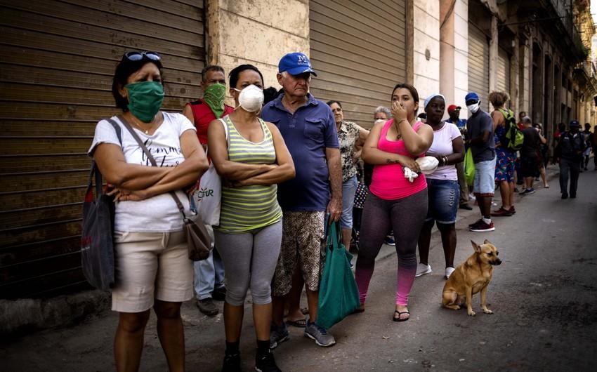 На Кубе обновлен максимум по количеству случаев заражения COVID-19