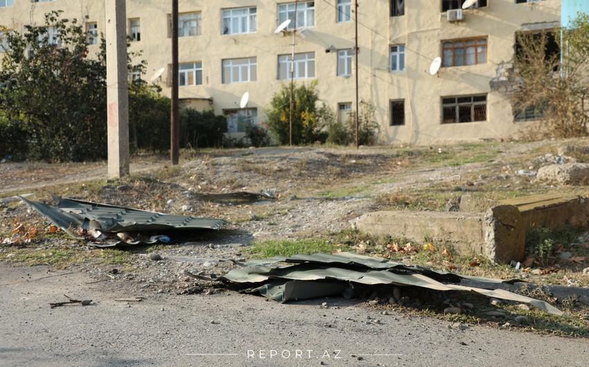 МО: Армянская армия обстреливает наши населенные пункты