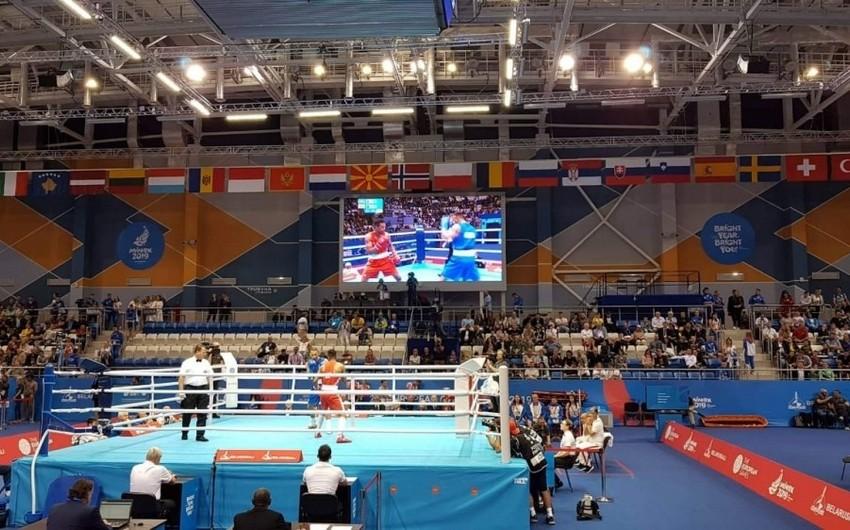 Минск 2019: Азербайджанский боксёр завоевал золото