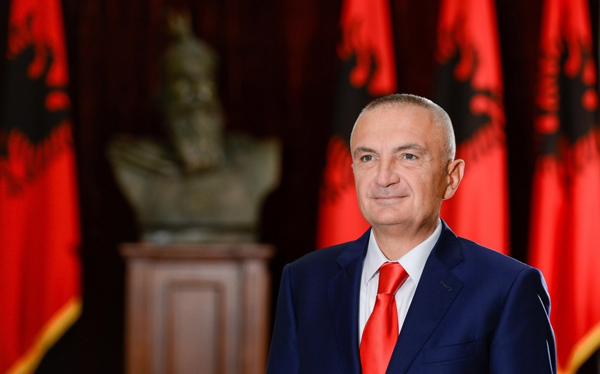President of Albania: I'm determined to strengthen the further relationship with Azerbaijan in all fields