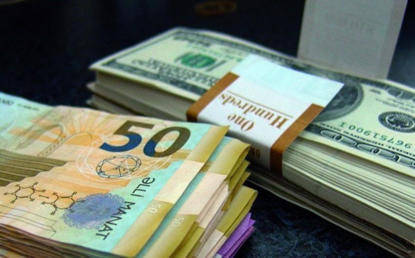 Dolların manata qarşı bahalaşması davam edir