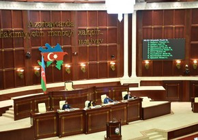 Milli Majlis approves new bill 'On Independence Day'