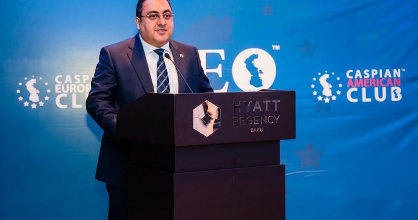 Глава Caspian Energy Club: Мы сотрудничаем с СГБ