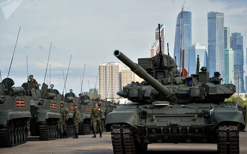 Rusiya, İran və Türkiyə müdafiə xərclərini artırıb