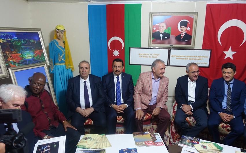 Ankarada Beynəlxalq Ramazan Şənlikləri çərçivəsində Azərbaycan Gecəsi təşkil olunub