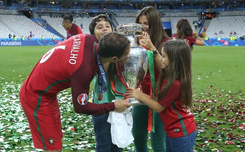 Avropa çempionu olan ən yaşlı futbolçu açıqlandı