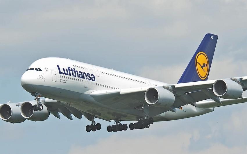 """""""Lufthansa Almaniya hökuməti ilə yardım paketini razılaşdırıb"""