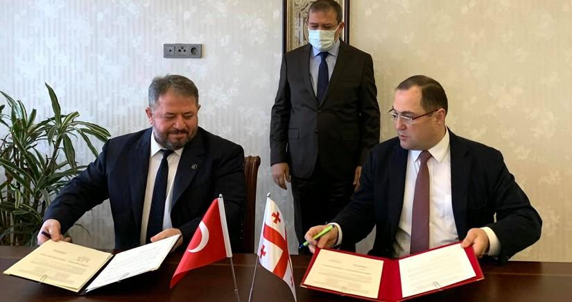 Türkiyə Gürcüstanla enerji sahəsində əməkdaşlığı gücləndirir