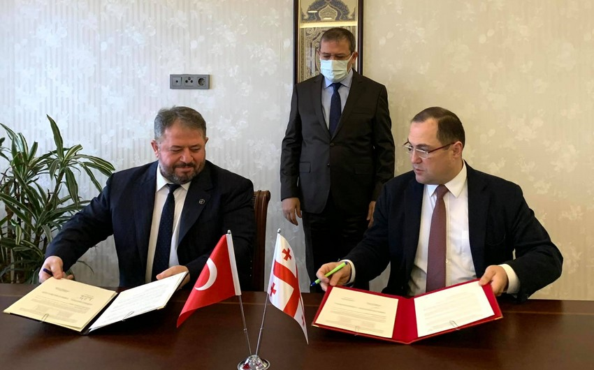 Turkey, Georgia strengthen energy cooperation