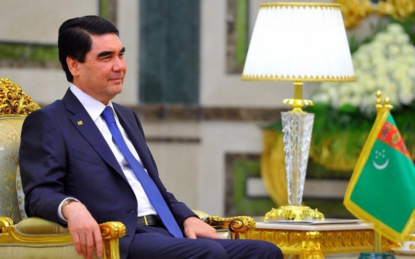 Türkmənistan Prezidenti Azərbaycanla münasibətləri yüksək qiymətləndirib