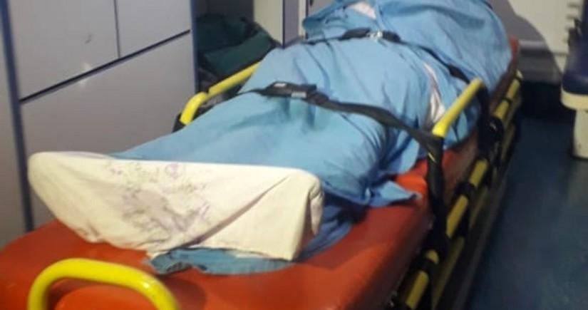 В Кюрдамире убит 40-летний мужчина