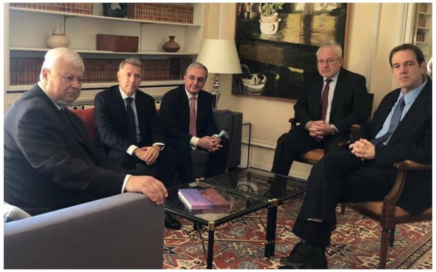 В Женеве проходит встреча главы МИД Армении с сопредседателями МГ ОБСЕ