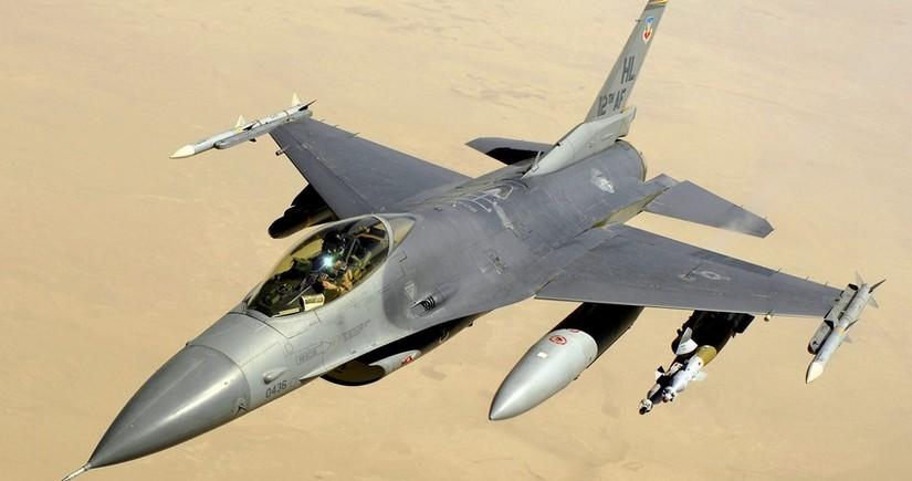 Турция начала закупку истребителей F-16 у США