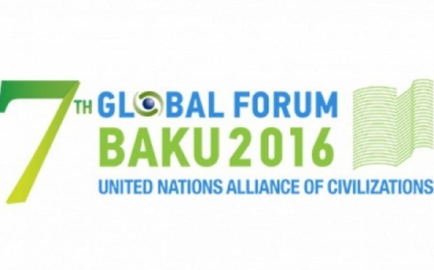 BMT Sivilizasiyalar Alyansının 7-ci Qlobal Forumunda beynəlxalq təşkilatlar təmsil olunacaq