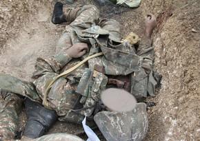 Qarabağda daha 8 erməni hərbçinin meyiti tapılıb