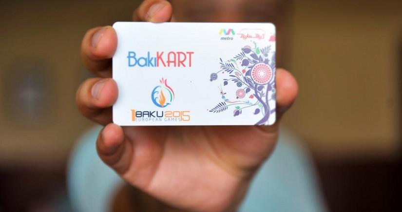 Баланс BakıKart можно пополнять онлайн