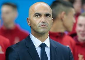 Мартинес останется у руля сборной Бельгии