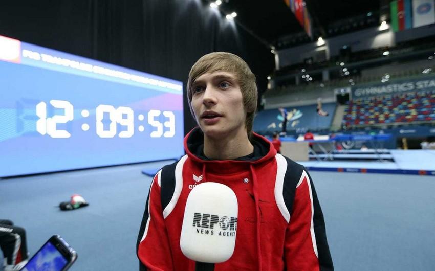 Mixail Malkin: Finalda Avropa çempionu ilə dünya çempionunun mübarizəsi olacaq