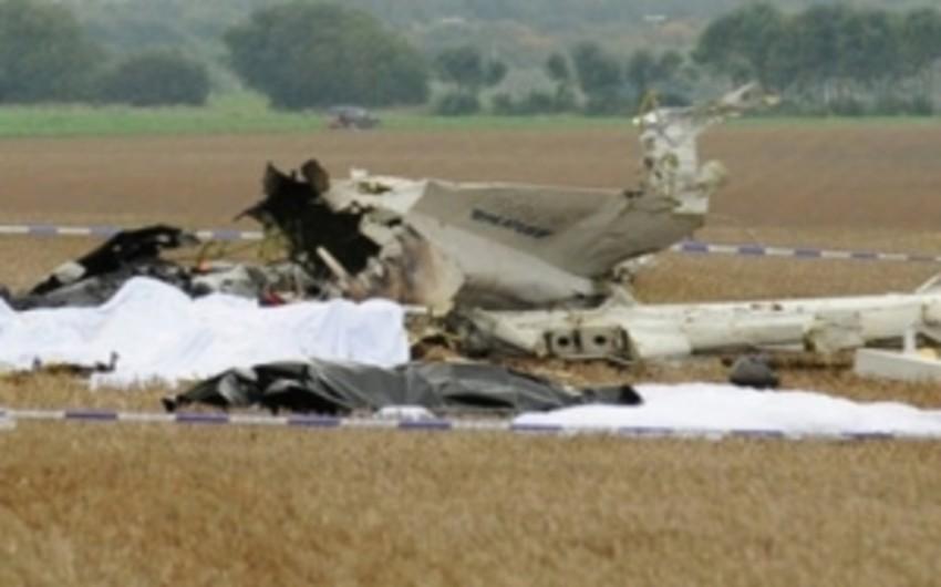 Два легкомоторных самолета столкнулись в Германии; два человека погибли