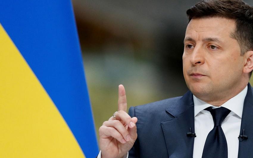 Ukrayna prezidenti merin ölümü ilə bağlı istintaqı şəxsi nəzarətinə götürüb