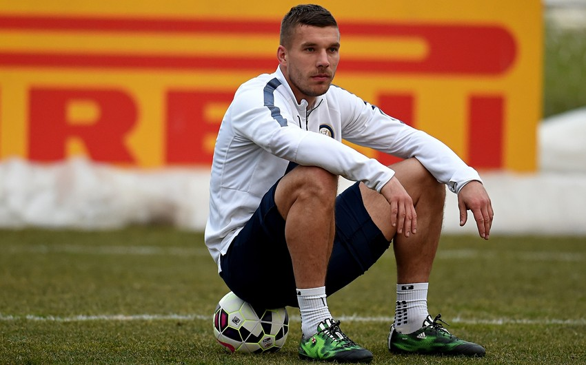 Qalatasaray Lukas Podolskini heyətinə qatıb