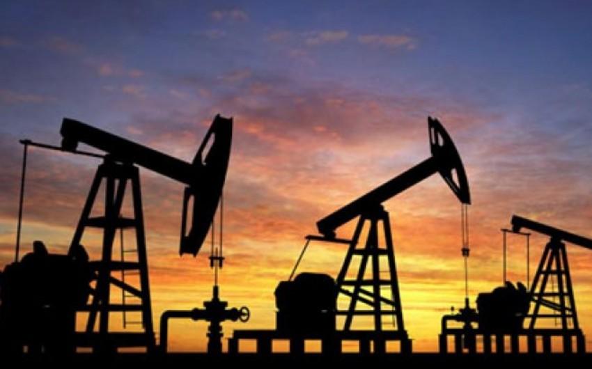 Brent markalı neftin qiyməti 50 dollardan aşağı düşüb