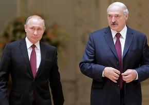 Putin Lukaşenko ilə görüşməyə tələsmir