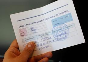 COVID-19 pasportu tələb edilən iş və xidmət sahələrinin siyahısı genişləndirilib