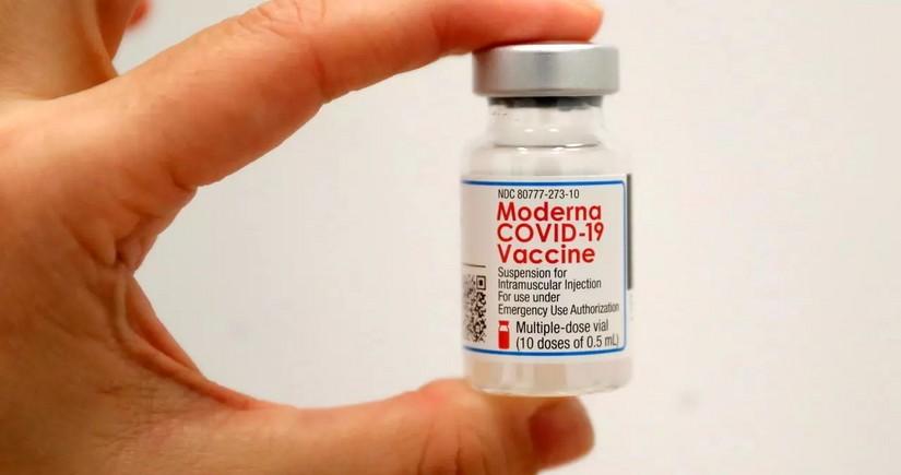 ЕК подписала контракт с Moderna на поставку еще 150 млн доз вакцины