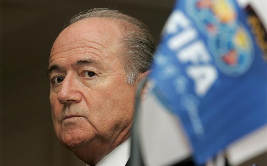 Блаттер: ФИФА не будет вмешиваться в Крымский вопрос